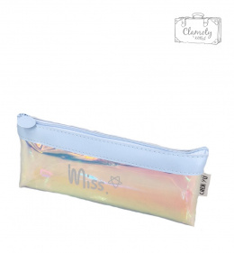 PENCIL CASE SCHOOL CLEAR MISS CHAMELEON